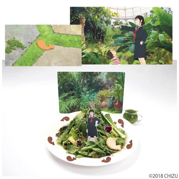 名古屋パルコに「未来のミライ」のコラボカフェがオープン!「時かけカフェ」で人気だったメニューも再登場!!