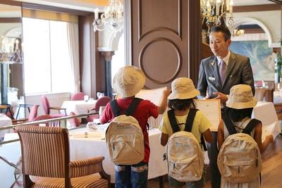 ウェスティンホテル東京の仕事が学べる!