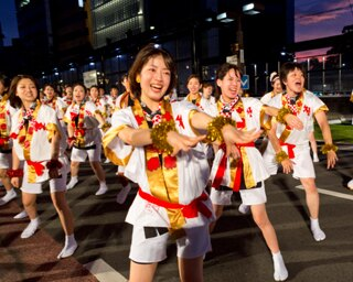 熊本の暑い夏を彩る「火の国まつり」開催