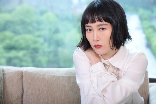 菊地凛子、新しい世界に飛び込むことは「怖いと感じることもある」