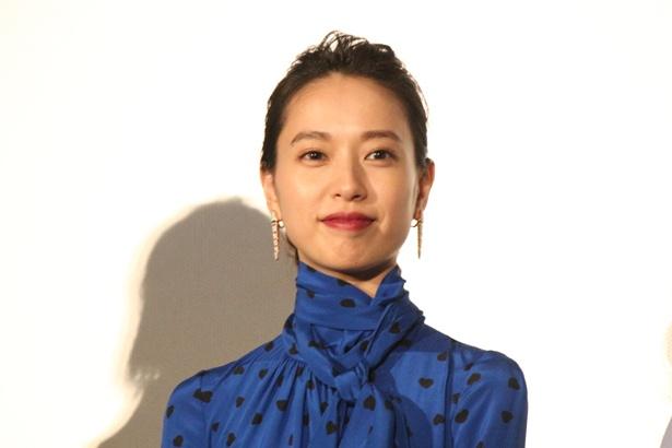 緋山美帆子を演じた戸田恵梨香も、キャストへの感謝をこぼしていた
