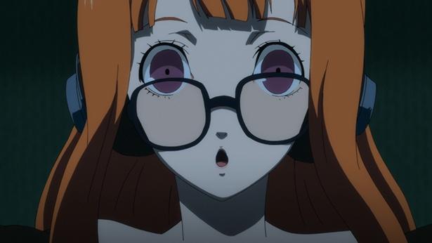 「PERSONA5 the Animation」第17話の先行カットが到着。双葉は怪盗団の後を追って……