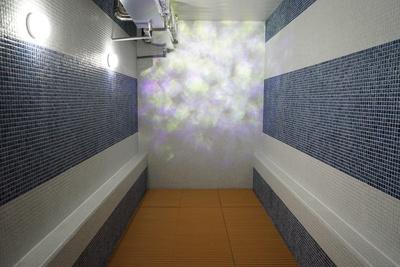 火照った体は-10℃の「強冷気氷晶房」で冷まそう/天然温泉アーバンクア・温活ヒーリングゾーン