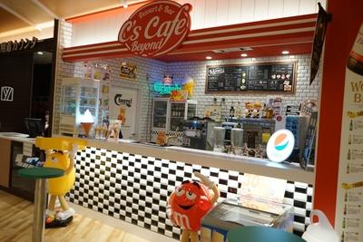 世界各国のビールが味わえる「C's Cafe」