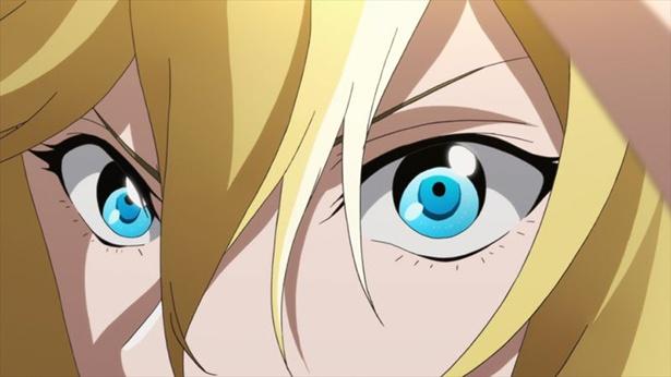 「はねバド!」第5話の先行カットが到着。コニーが綾乃に投げかけた言葉とは