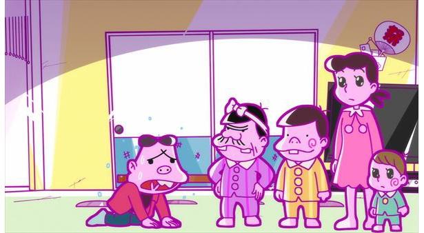 小野大輔さんは何役で出演?「深夜!天才バカボン」第4話の先行カットが到着