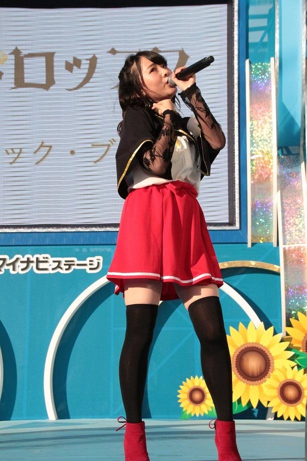 イベントの模様は、8月17日(金)のジャパコンProject「ギルドフレンズ~飯田里穂の!世界へ?本気です!~」(BSフジ)で放送