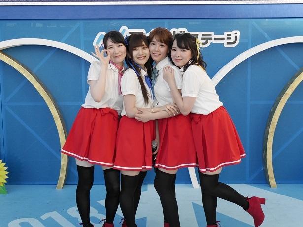 今年10月に中国・上海開催されるアニメ・ゲームイベント「FIREFLY ACG FESTIVAL」の出演も決定