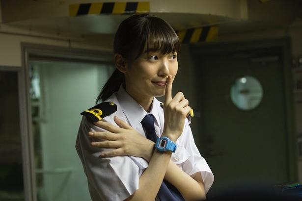 ドラマ「マジで航海してます。~Second Season~」(MBS/TBS)の主演を務める飯豊まりえ
