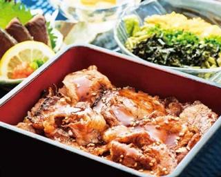 広川SA(下り) / 「明治維新の膳(1500円) / 明治維新の要衡を食材で堪能する