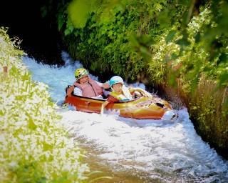 夏休みにおすすめ!農業用水路をカヌーで下る爽快アクティビティ。熊本・菊池「イデベンチャー」を体験!