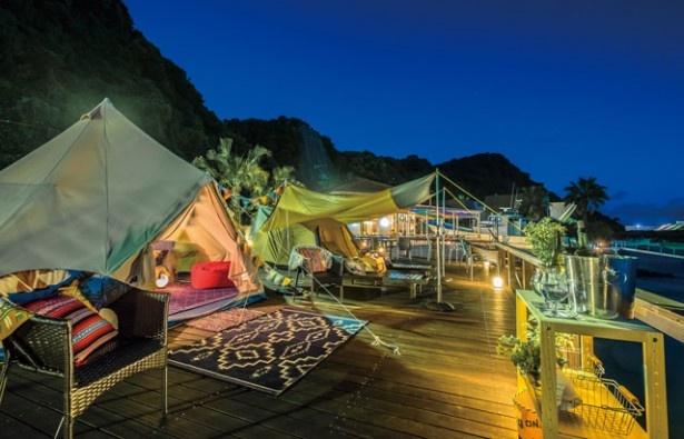 キャンプNAVIから厳選!海や川で遊べる!涼しい水辺のキャンプ場5選