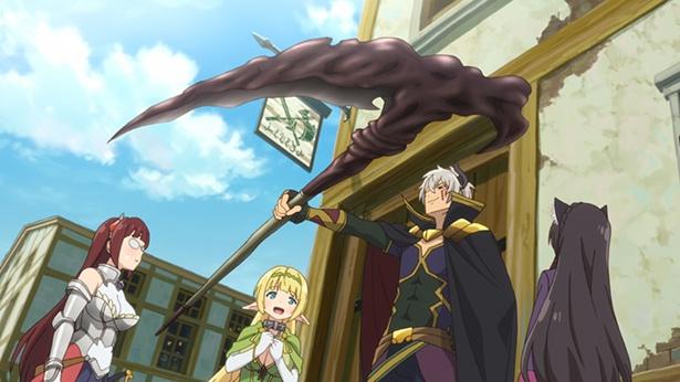 「異世界魔王と召喚少女の奴隷魔術」第5話の先行カットが到着。懸賞金をかけられたシェラに…