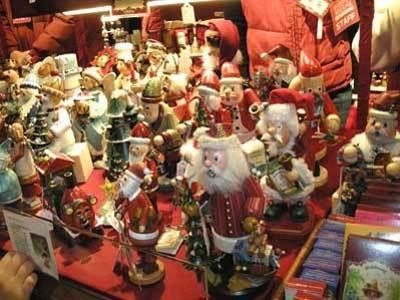 クリスマス小物も充実