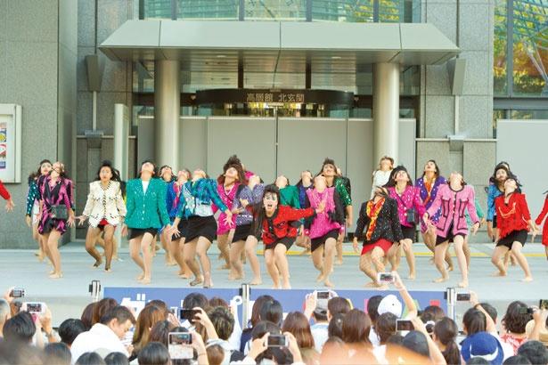 バブリーダンスで話題の登美丘高校
