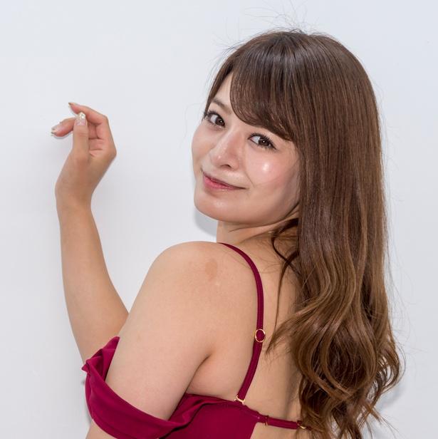 春菜めぐみDVD「ごめんね、先輩」(双葉社)発売イベントより