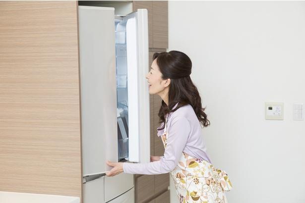 冷蔵庫の整理は食費削減に繋がる?
