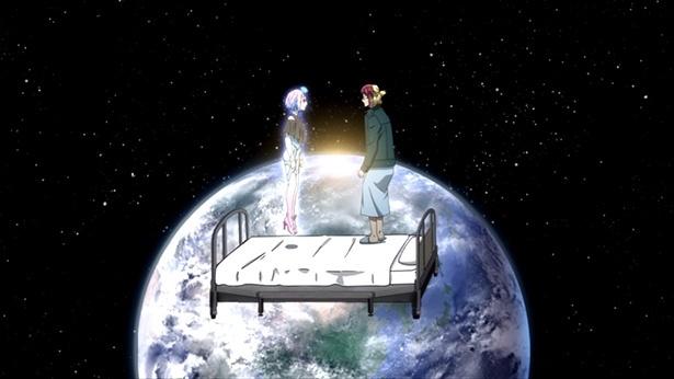 「重神機パンドーラ」第19話の先行カットが到着。レオンが入院中に不思議な体験を!?