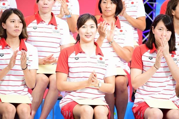 【写真を見る】日本が誇る美女スイマー・池江璃花子選手の美白ぶりにファン騒然!