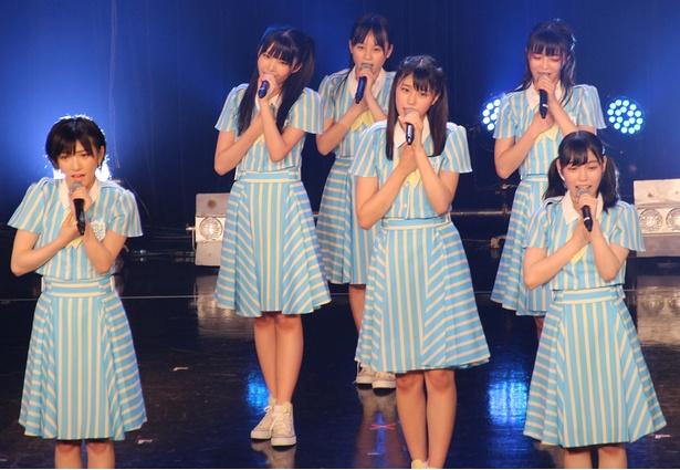 「TOKYO IDOL FESTIVAL 2018」に出演したSTU48