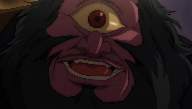 「ゲゲゲの鬼太郎」第19話の先行カットが到着。墓地に「試験も何もない」が現れた!?