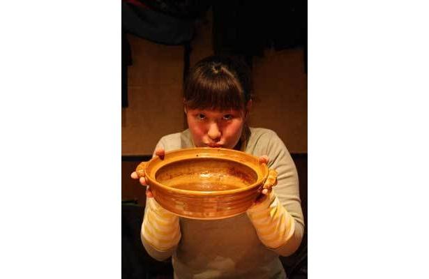 カレー鍋を一人で平らげた!?「佐々木美穂」