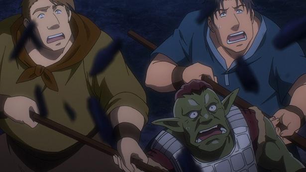 「オーバーロードⅢ」第5話の先行カットを公開。カルネ村にモンスターが襲撃!