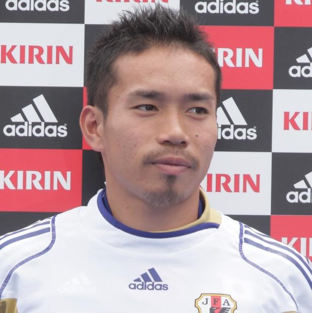 川島永嗣選手から体脂肪率が4%と明かされた長友佑都選手