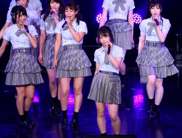 AKB48チーム8が8月4日、「TOKYO IDOL FESTIVAL 2018」のHOT STAGEに登場