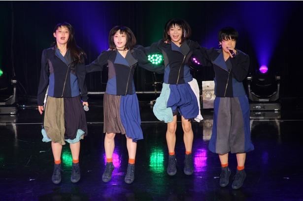 「TOKYO IDOL FESTIVAL 2018」に登場したBiS1st
