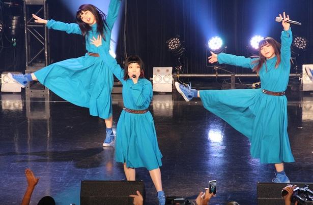 「TOKYO IDOL FESTIVAL 2018」に登場したBiSH