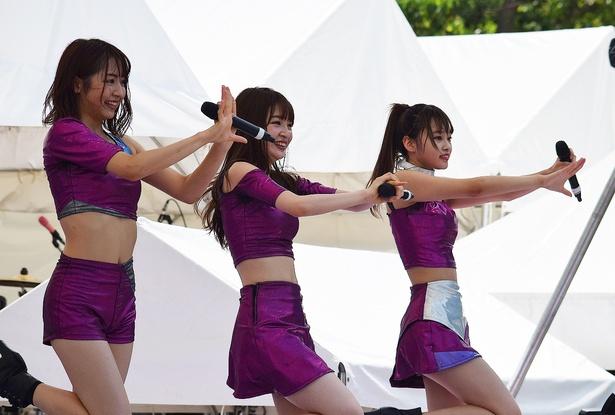 「TOKYO IDOL FESTIVAL2018」のSMILE GARDENライブ写真セレクション! まずは東京パフォーマンスドール