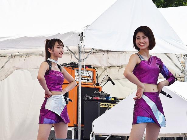 激しいダンスも魅力!東京パフォーマンスドール