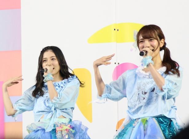 26時のマスカレイドが8月4日「TOKYO IDOL FESTIVAL 2018」(8月3日~5日、お台場・青海周辺エリア)のFESTIVAL STAGEに出演した