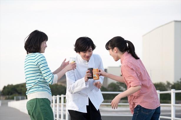 ユーコ&ボクテとの友情も続いていく!