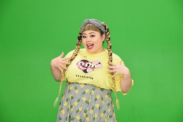 チャリTシャツプロデューサーの渡辺直美