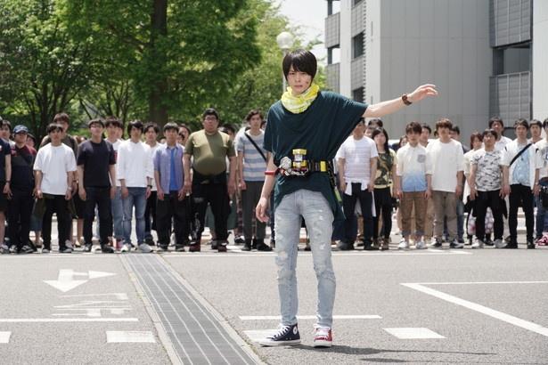 仮面ライダービルド/桐生戦兎(犬飼貴丈)