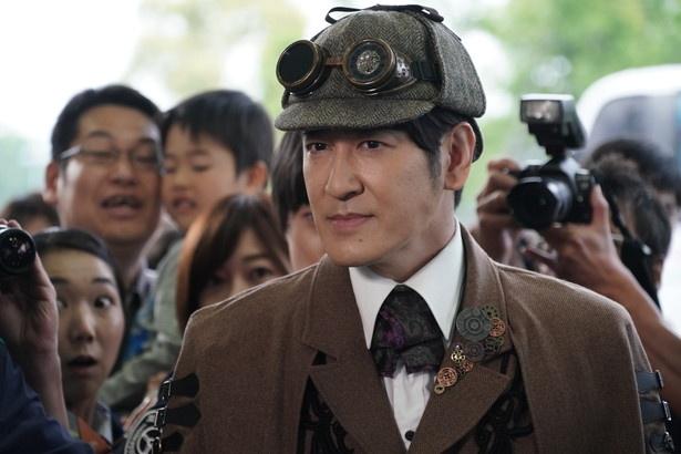 名探偵エルロック・ショルメ(田中直樹)