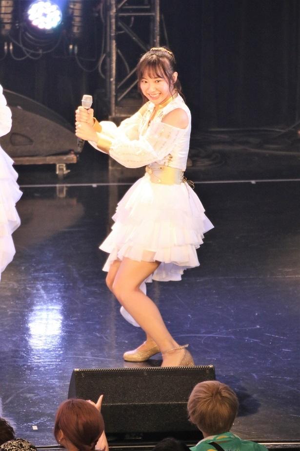 """中日ドラゴンズ・平田良介選手の物まねをする""""シェイク日高""""こと日高優月"""