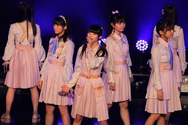 NGT48が「TOKYO IDOL FESTIVAL 2018」最終日のHOT STAGEに登場