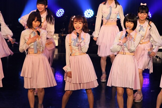 【写真を見る】RIJFからTIFと連日のイベント出演となったNGT48