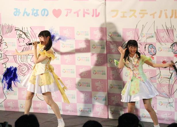 キャンディzooが「みんなの アイドル フェスティバル 2018」3日目に登場!