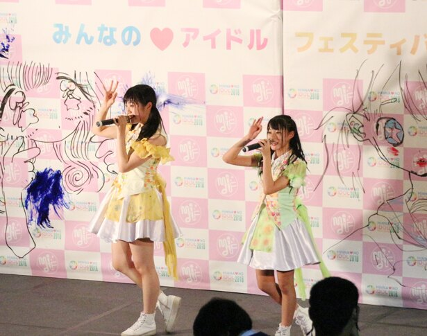 「GOGO☆ダイナソー」では、ファンから最高の「もっと!」コールに包まれる