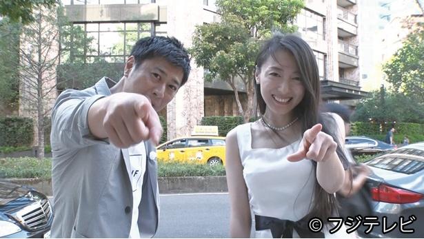 尾形貴弘が、現在台湾で暮らす藤岡麻美の元を訪ねるVTRも