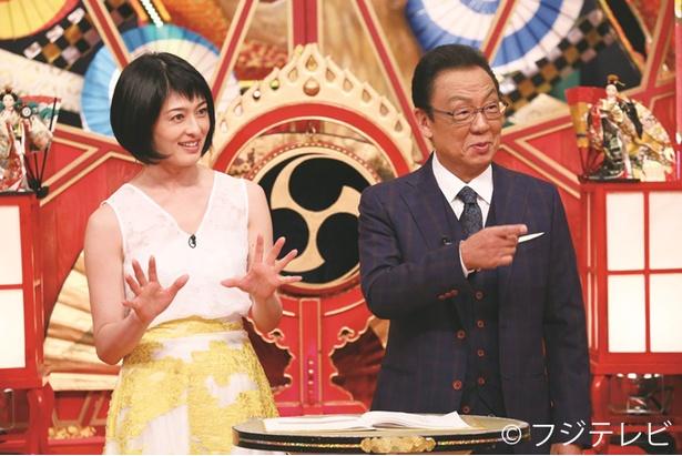 8月8日(水)に、フジテレビ系にて放送の「梅沢富美男のズバッと聞きます!SP」に、エレナ アレジ 後藤が登場
