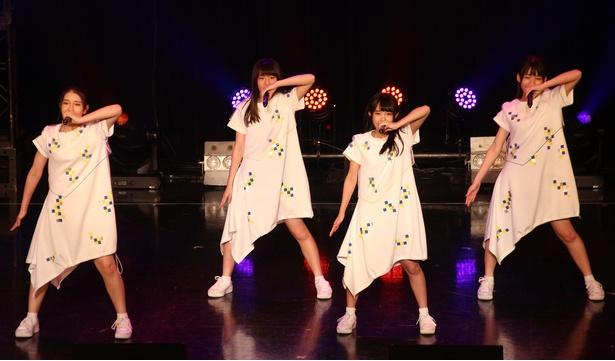「TOKYO IDOL FESTIVAL 2018」に出演したsora tob sakana