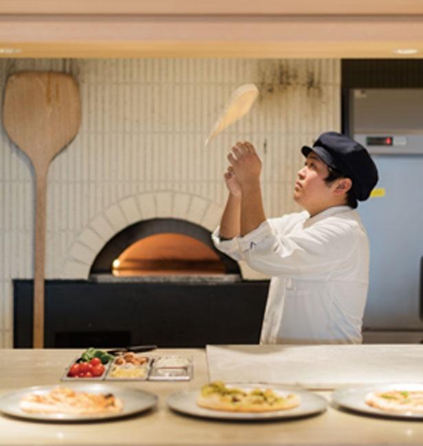 ビュッフェレストラン「by the ocean」/SHIRAHAMA KEY TERRACE  HOTEL SEAMORE