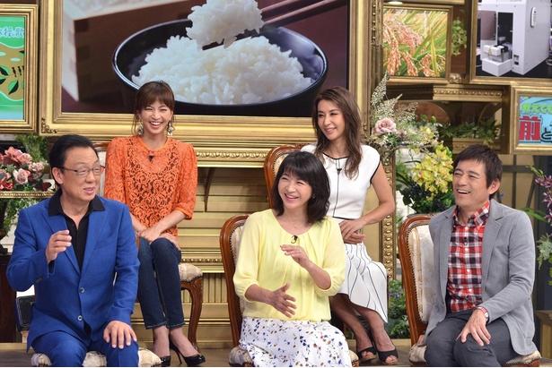 日本を動かした出来事に、ゲストたちも驚く