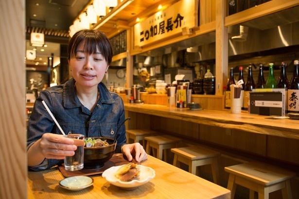 二○加屋長介 JRJP博多ビル店 / お腹いっぱいでもなぜか箸がとまらない!