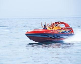 まるで水上のジェットコースター!淡路島で超スリルを味わえる「ジェットボート」体験